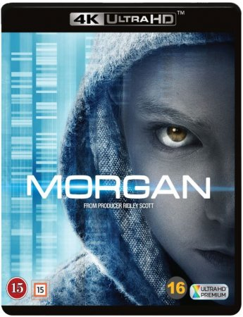 Morgan 4K (2016) Ultra HD 2160p REMUX
