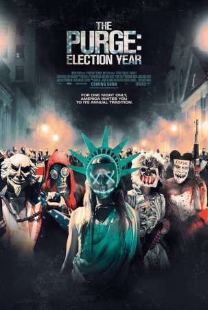 The Purge: Election Year 4K (2016) Ultra HD 2160p REMUX