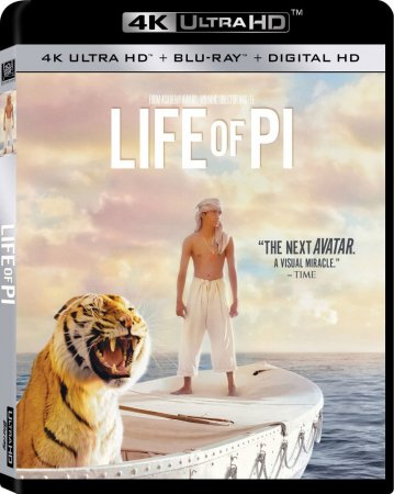 Life of Pi 4K 2012 Ultra HD 2160p REMUX