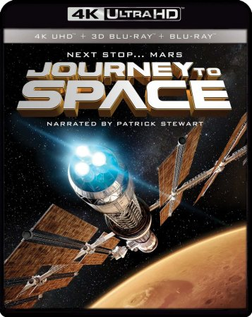 Journey to Space 4K (2015) Ultra HD 2160p REMUX