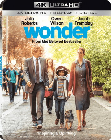 Wonder 4K (2017) Ultra HD 2160p REMUX