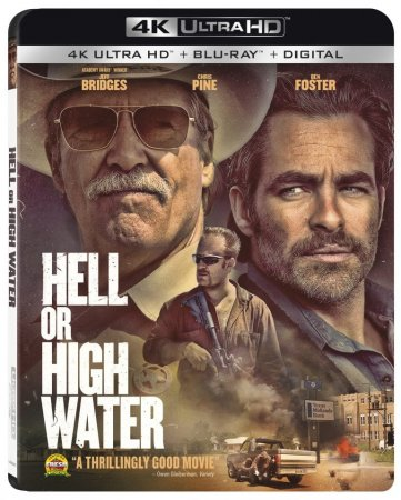 Hell or High Water 4K (2016) Ultra HD 2160p REMUX
