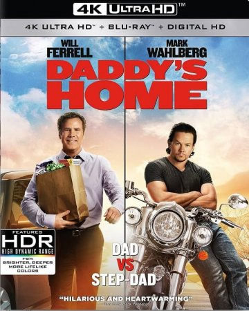 Daddy's Home 4K (2015) Ultra HD 2160p REMUX