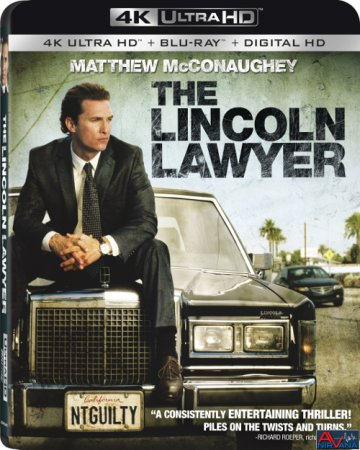The Lincoln Lawyer 4K (2011) Ultra HD 2160p REMUX