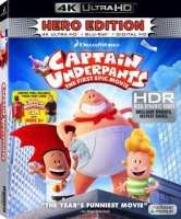 Captain Underpants: The First Epic Movie 4K 2017 REMUX UHD 2160p