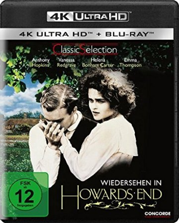Howards End 4K (1992) Ultra HD 2160p REMUX