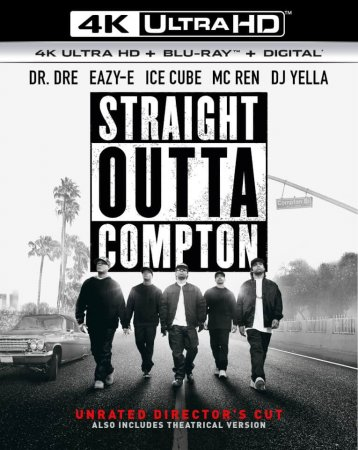 Straight Outta Compton 4K (2015) Ultra HD 2160p REMUX