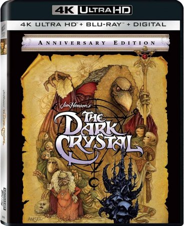 The Dark Crystal 4K 1982 Blu-ray UHD