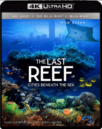 The Last Reef: Cities Beneath the Sea 4K UHD 2012 REMUX