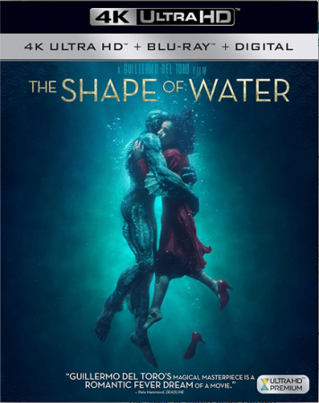The Shape of Water 4K Remux 2017 Ultra HD 2160p