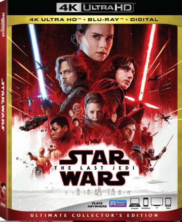Star Wars Episode VIII - The Last Jedi 4K (2017) Ultra HD 2160p REMUX