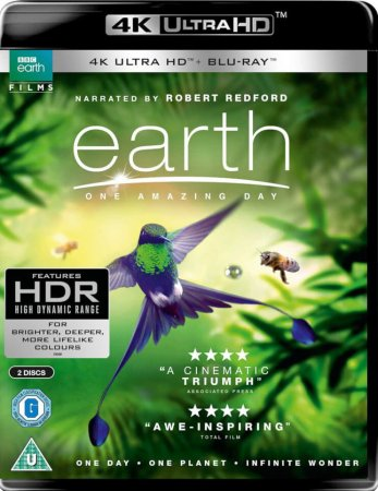 Earth: One Amazing Day 4K 2017 REMUX UHD