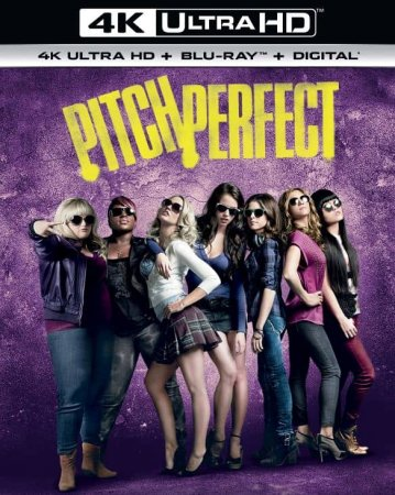 Pitch Perfect 4K (2012) Ultra HD 2160p REMUX