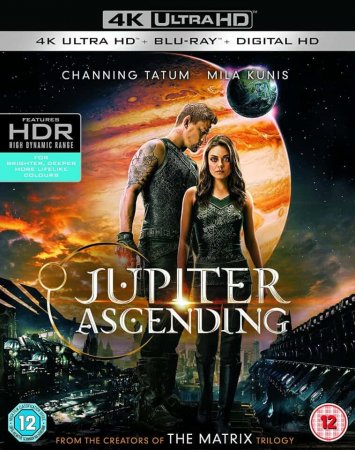 Jupiter Ascending 4K (2015) Ultra HD 2160p REMUX