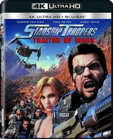 Starship Troopers: Traitor of Mars 4K 2017 Ultra HD 2160p REMUX