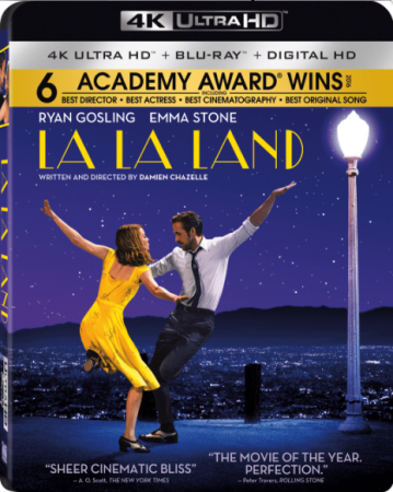 La La Land 4K 2016 Blu-ray REMUX Ultra HD