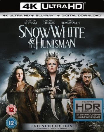 Snow White and the Huntsman 2012 4K Ultra HD REMUX