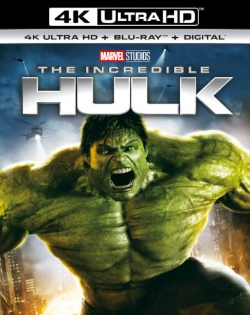 The Incredible Hulk 4K (2008) Ultra HD 2160p REMUX