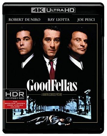 Goodfellas 4K (1990) Ultra HD 2160p REMUX