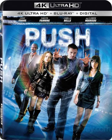 Push 4K Blu-ray 2009 Ultra HD 2160p
