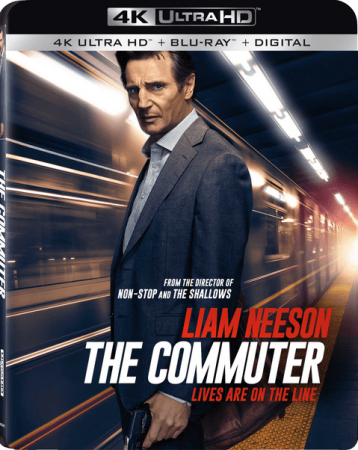 The Commuter 4K REMUX 2018 UHD 2160p