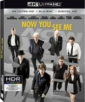 Now You See Me 4K (2013) Ultra HD 2160p REMUX