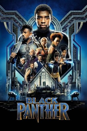 Black Panther 2018 Blu-ray 1080p