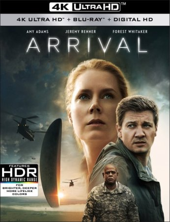 Arrival 4K (2016) Ultra HD 2160p REMUX