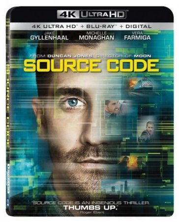 Source Code 4K 2011 Ultra HD 2160p REMUX