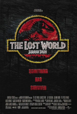 The Lost World: Jurassic Park 4K blu-ray