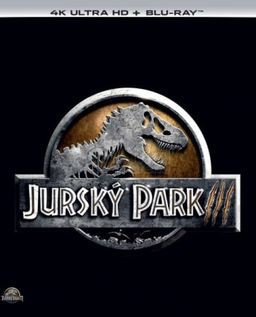 Jurassic Park 3 4K Ultra HD Blu-ray