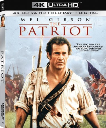 The Patriot 4K Ultra HD