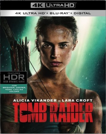 Tomb Raider 4K 2018 Ultra HD