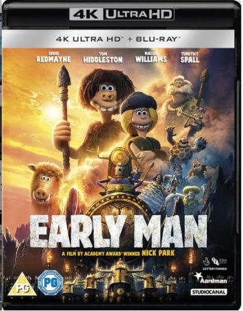 Early Man 2018 4K Ultra HD