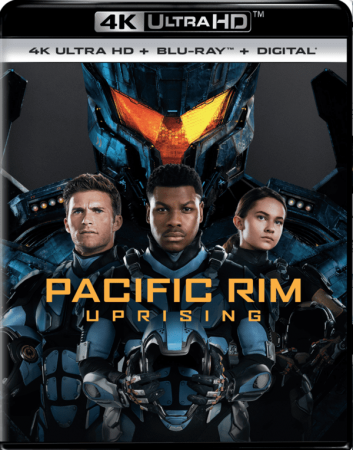Pacific Rim: Uprising 4K 2018 Ultra HD