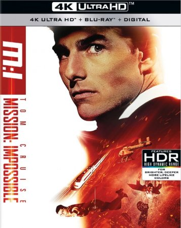 Mission: Impossible 4K 1996 Ultra HD