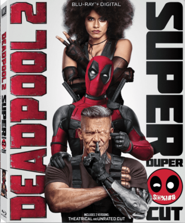 Deadpool 2 2018 Super Duper Cut UNRATED 1080p REMUX