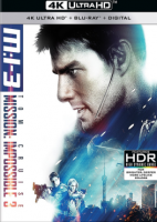 Mission Impossible 3 4K 2006 Ultra HD