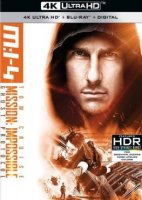 Mission: Impossible - Ghost Protocol 4K 2011 Blu ray Ultra HD