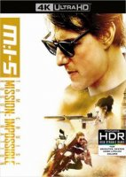 Mission: Impossible - Rogue Nation 4K 2015 Blu-ray Ultra HD