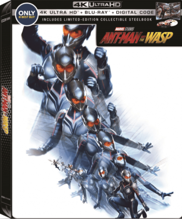 Ant-Man and the Wasp 4K 2018 Ultra HD