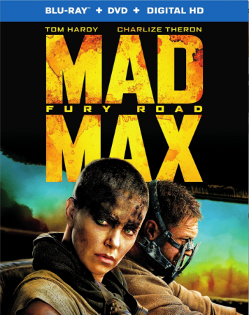 Mad Max Fury Road (2015) Black And Chrome Edition 1080p REMUX