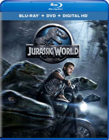 Jurassic World (2015) 1080p REMUX