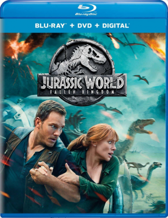 Jurassic World Fallen Kingdom (2018) 1080p REMUX