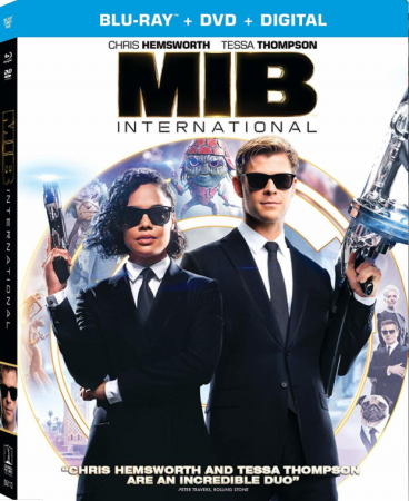 Men in Black International (2019) 1080p REMUX