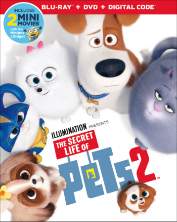 The Secret Life of Pets 2 (2019) 1080p REMUX