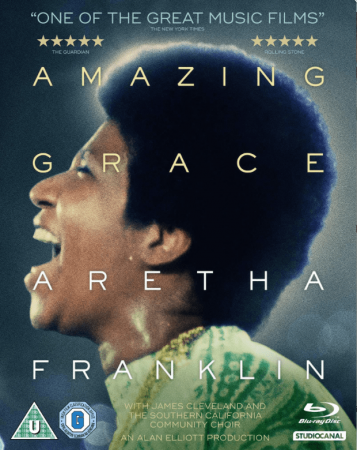 Amazing Grace (2018) 1080p REMUX