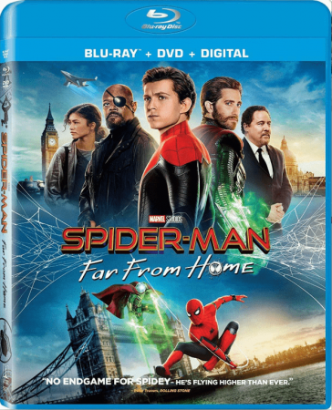 Spider-Man Far from Home (2019) 1080p REMUX
