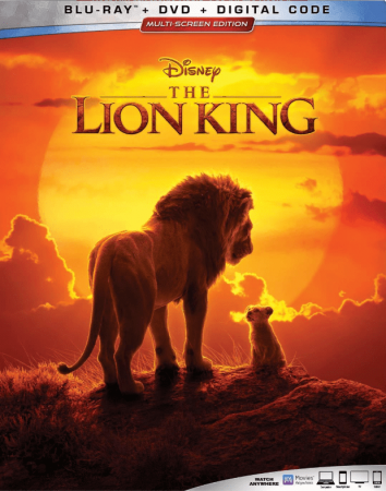 The Lion King (2019) 1080p REMUX