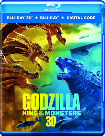 Godzilla King of the Monsters (2019) 1080p 3D Full HD